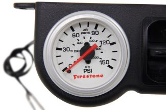 Firestone Air Command Analog Gauge