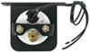 In-Cab Air Pressure Monitoring Gauge - White Face Gauges F2196