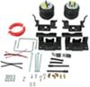 firestone vehicle suspension  occasional towing and hauling ride-rite air helper springs - double convoluted rear axle