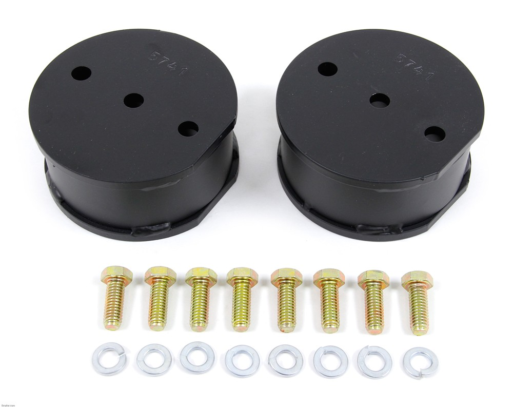 """Lift Spacers for Firestone Ride-Rite Air Helper Springs - 2"""" Spacers - Qty 2 Lift Spacers F2366"""