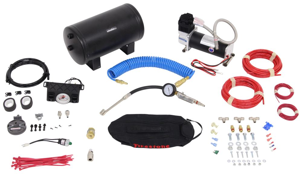 F2549 - Dual Path Firestone Air Suspension Compressor Kit