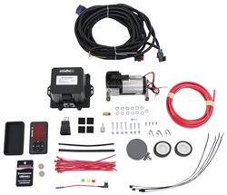 Air Command F3 Compressor System w/ Wireless Remote and Standard Duty Compressor - Dual Path
