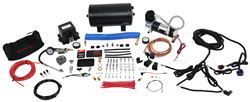 Air Command II Compressor System w F3 Wireless Remote, Xtreme Duty Compressor, Tank, Hose - Dual