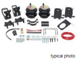 Firestone 2012 Ram 2500 Vehicle Suspension
