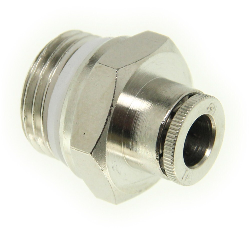 Firestone connector for quot tubing npt male