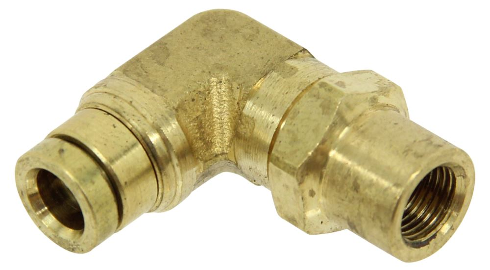 Replacement schrader valve fitting for firestone coil rite