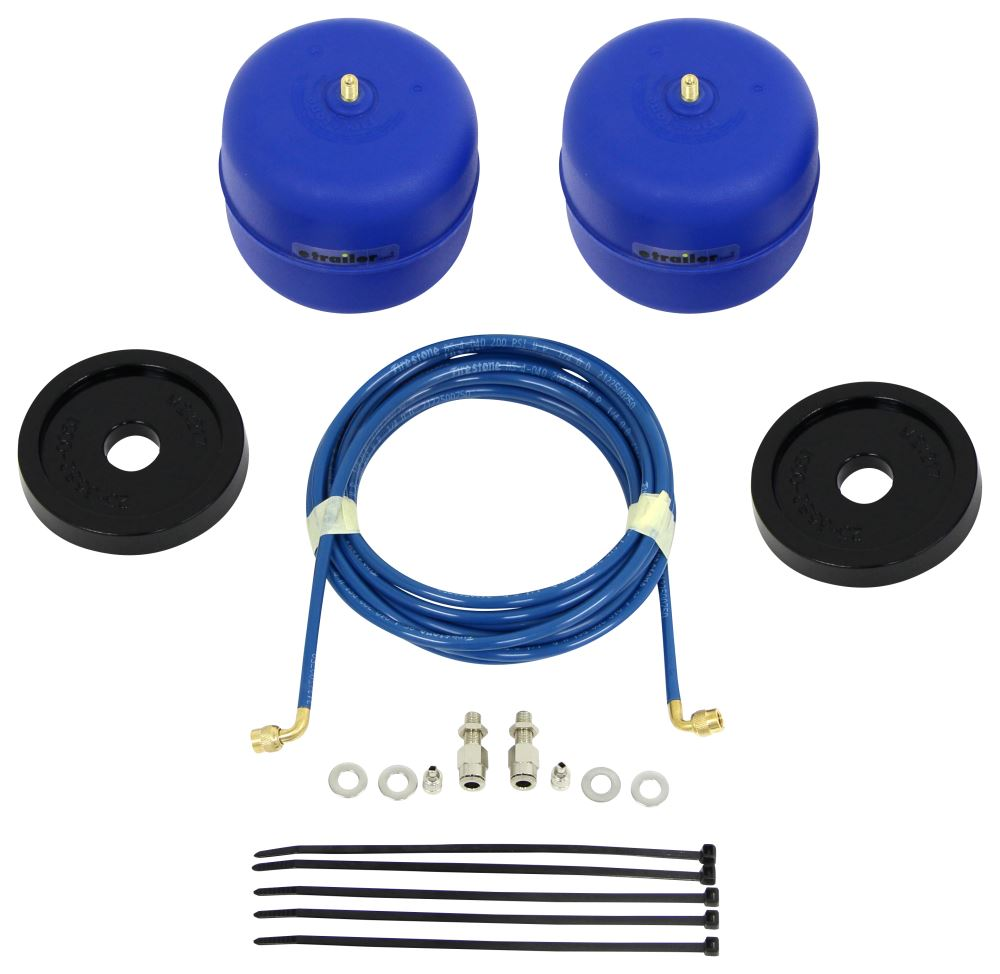 Compare Firestone Coil Rite Vs Universal Installation Need Color Code For 69 Vw Beetle Wiring Harness Noname Air Springs Vehicle Suspension F4170