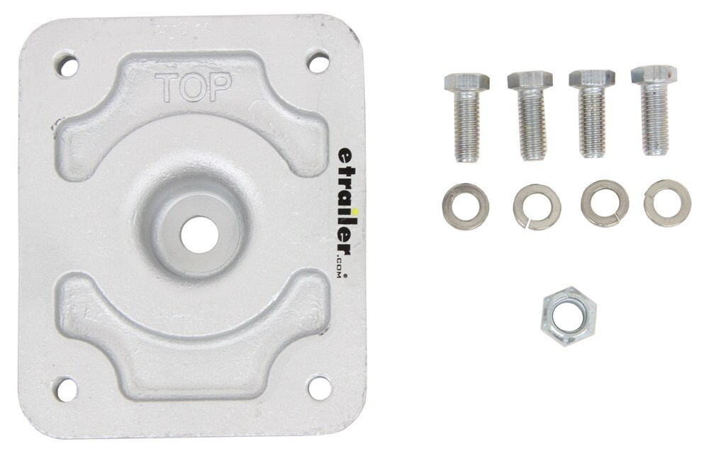 Accessories and Parts F500320 - Adapter Plate - Fulton