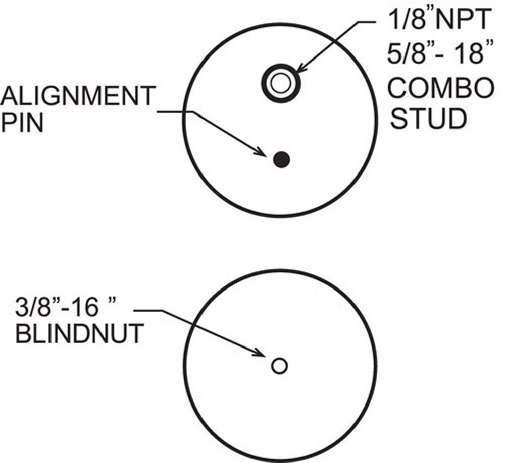 Compare Firestone Standard Vs Ride Rite Diagram For Replacing 5th Wheel Hitch Head Spring Etrailercom F6397 Air Accessories And Parts