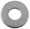 fastenal accessories and parts washer stainless steel fender - 3/8 inch