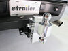 Fastway Trailer Hitch Lock and Adjustment Pin Lock Set for Flash E Series Ball Mounts Keyed Alike FA86-00-3660