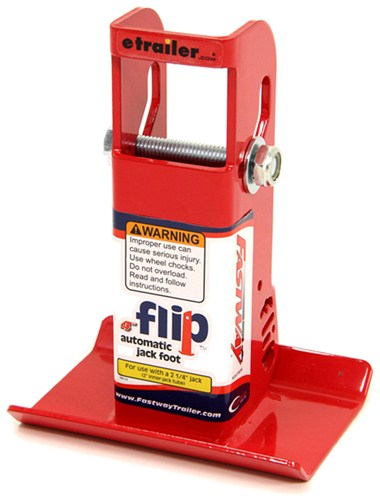 Fastway Flip Automatic Fold Up Jack Foot For 2 1 4 Quot Jacks