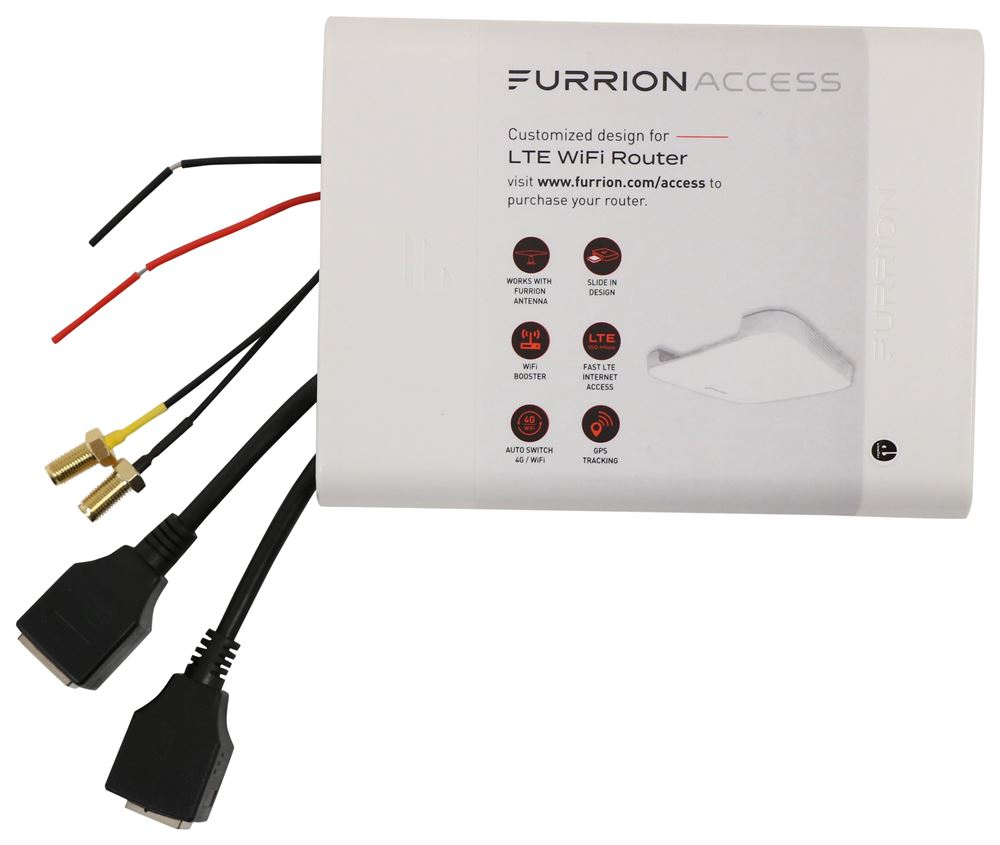 Omnidirectional Rooftop Antenna for Furrion Access Router