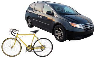 how to choose a bike rack for a minivan