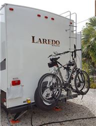 Carrying Bikes While Towing A Travel Trailer Etrailer Com