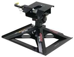 Gooseneck hitch to fifth-wheel trailer adapter - Demco
