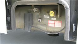 ASME Propane Tank on RV