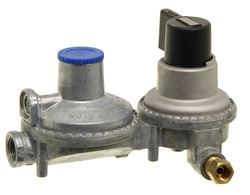 Propane Regulator Inlet