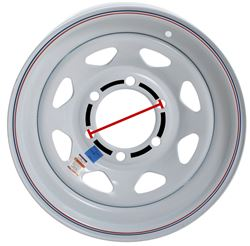 How to Measure the Bolt Pattern of a Trailer Wheel ...