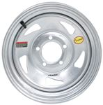 Directional 5 on 4-1/2 trailer wheel