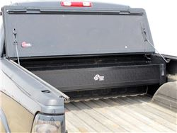 Tonneau Cover Toolbox Installed