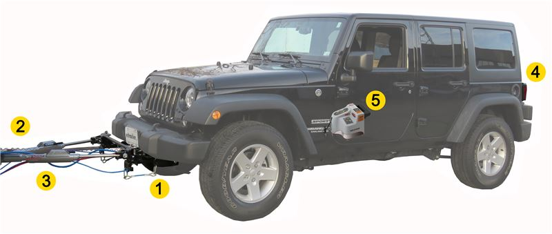 faq185 jeepmainimage_2_800 flat towing package for 2007 2018 jk jeep wrangler and wrangler