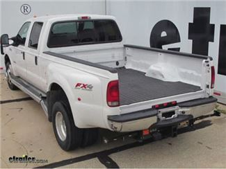 The Dual Rear Wheels On This Ford F 350 Result In A Higher Weight Capacity And Greater Ility Although They May Affect Daily Driving Comfort