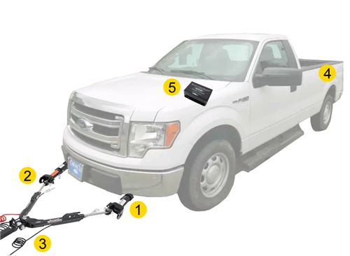 Flat Towing Package for 2011-2014 Ford F-150 | etrailer.com  etrailer.com