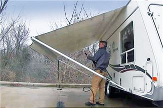 7 Steps To Clean Your Rv Awning Prevent Mold And Save