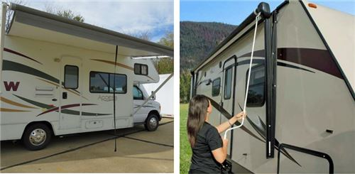 How To Install An Rv Awning From Scratch Etrailer Com
