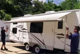 Replacing RV Awning Fabric: Your Step-by-Step DIY Guide
