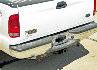 Curt Class V Hitch with Ford Super Duty