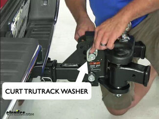 Curt TruTrack Weight Distribution Hitch