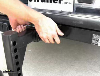 Install Weight Distribution Hitch