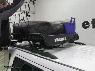 Roof Rack Luggage Net
