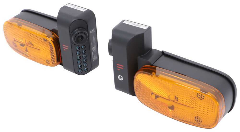 Marker Light RV Side Cameras w/ Night Vision for Furrion ... on