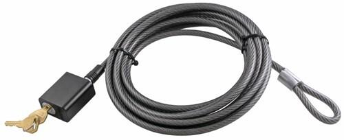 Fulton 15\' Long Cable Lock Fulton Cable Locks FCLK150100
