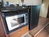 0  rv refrigerators furrion mini fridge 4.3 cubic feet fcr43aca-bl