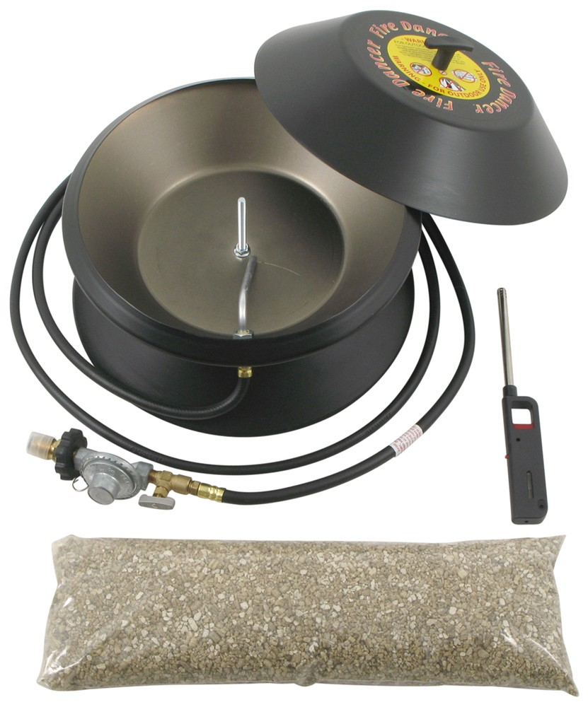 Grills and Fire Pits FD500 - Portable Fire Pit - Convert-A-Ball