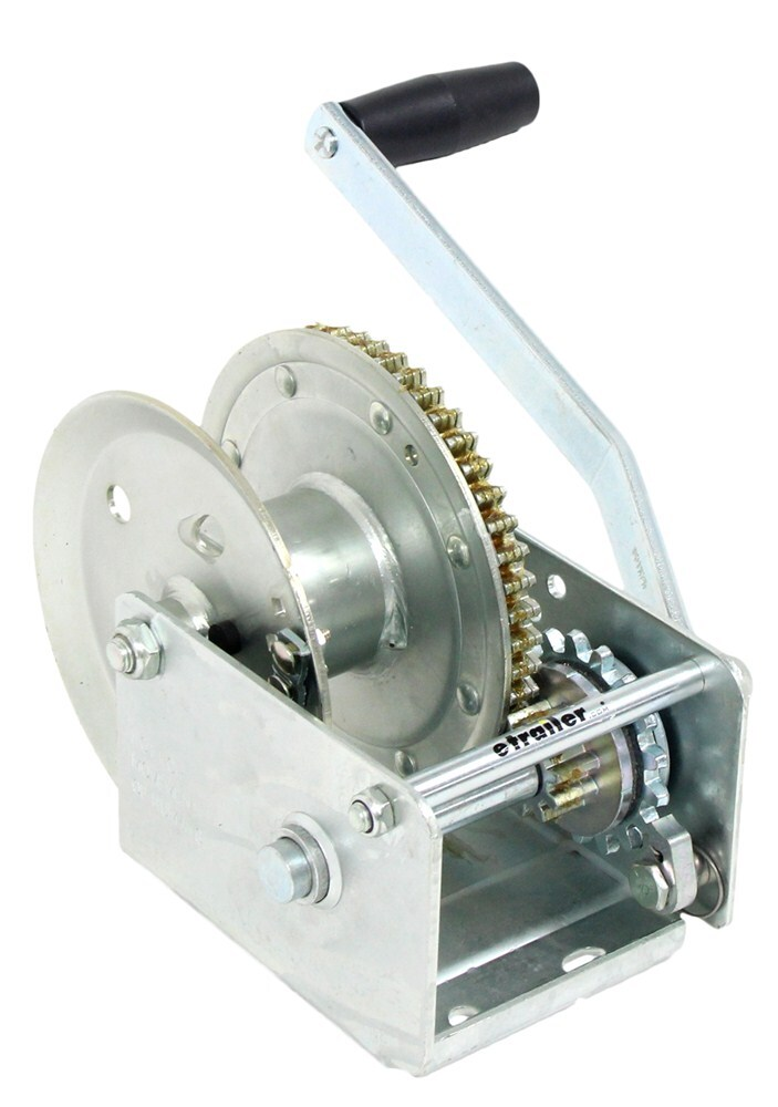 Fulton High Performance Brake Winch Cable Only 1 500
