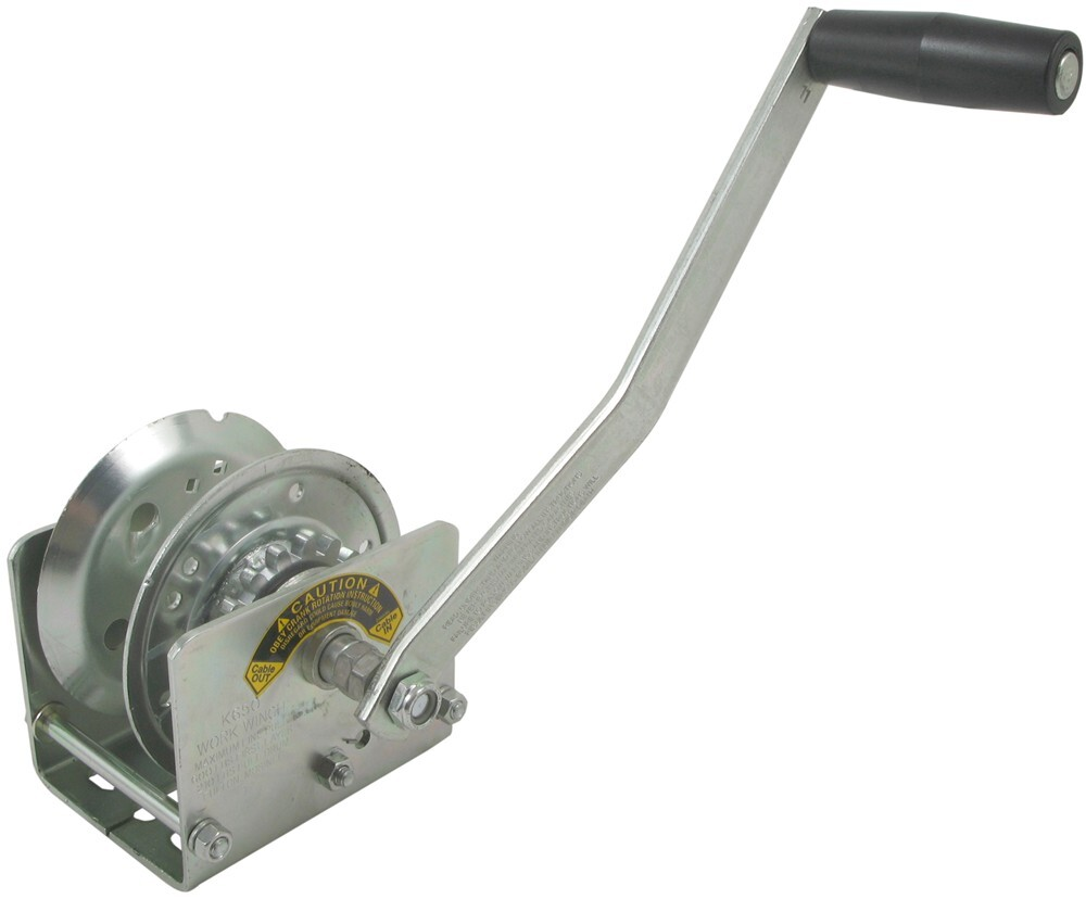 Fulton High Performance Brake Winch Cable Only 600 Lbs
