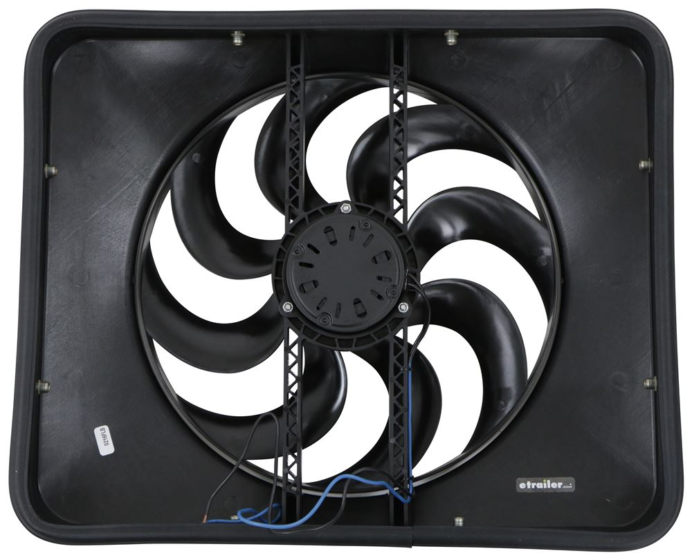 Flex A Lite 15 Quot Black Magic Xtreme Electric Radiator Fan