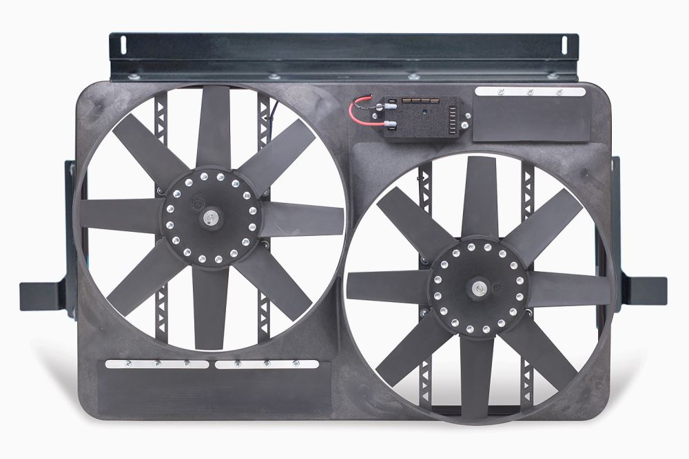 Flex A Lite Direct Fit Dual Electric Radiator Fan With