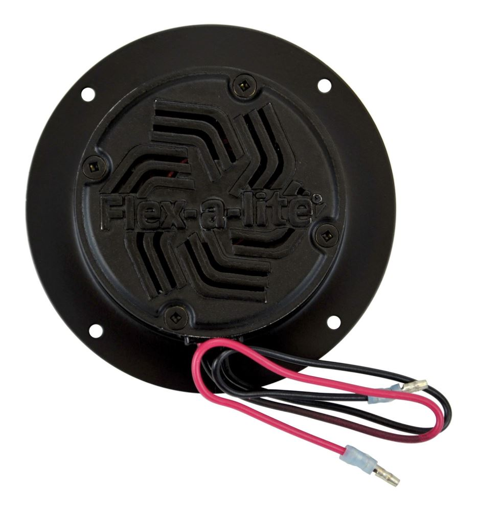 Electric Fan Motors Replacement : Replacement motor for flex a lite electric radiator fan