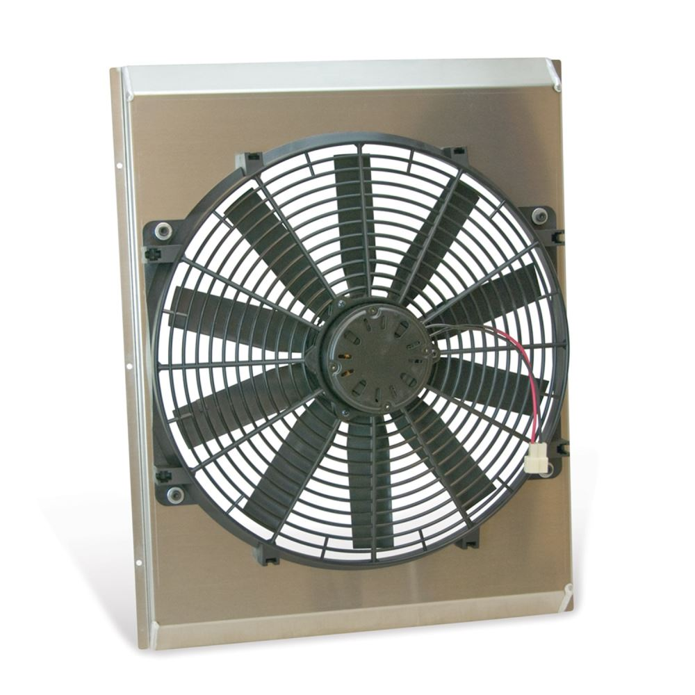 Electric Cooling Fans : Flex a lite direct fit loboy electric fan with adjustable