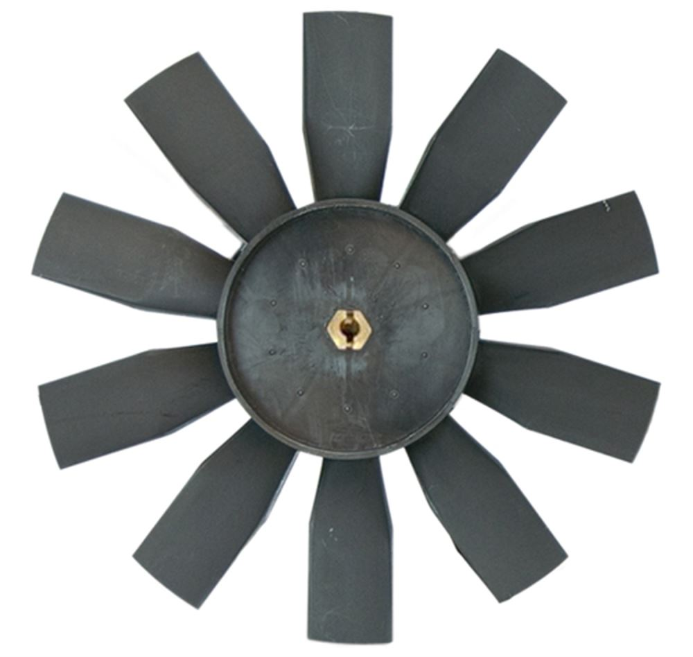 16 Blade Fan : Replacement quot fan blade kit for flex a lite electric