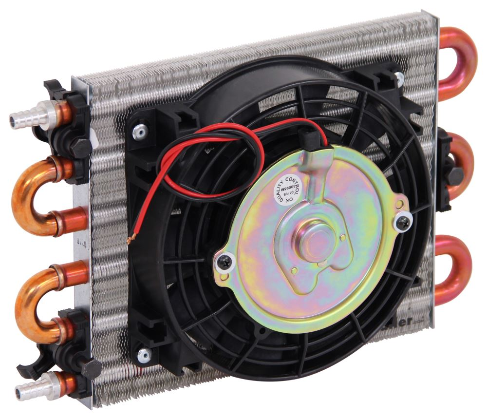 2016 Ford F-150 Transmission Coolers