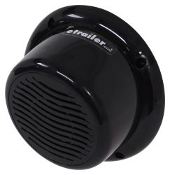 "Furrion RV Outdoor Speaker - 3"" Diameter - 35 Watt - Black - Qty 1"