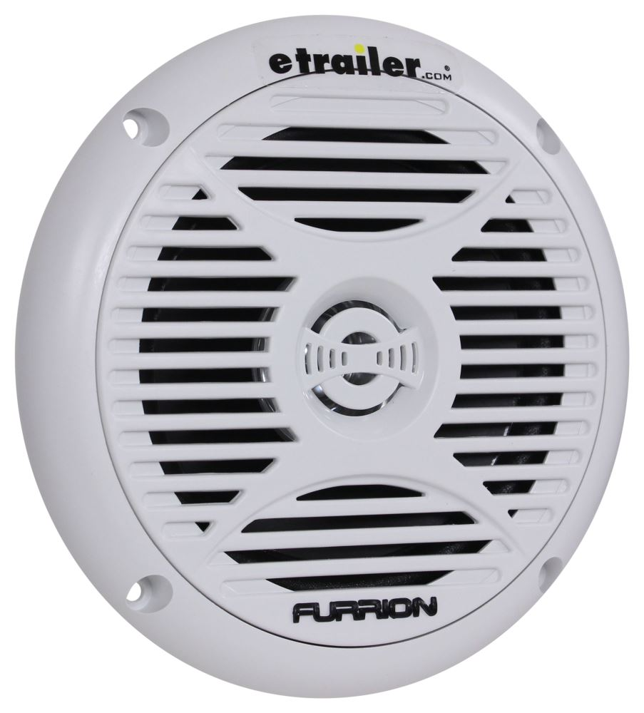 Furrion Rv Outdoor Speaker 5 Quot Diameter 30 Watt White