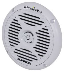 "Furrion RV Outdoor Speaker - 5"" Diameter - 30 Watt - White - Qty 1"